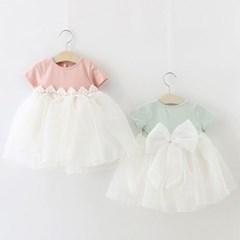 파스텔 레이스 유아 드레스(0-24개월) 204141_(902958198)