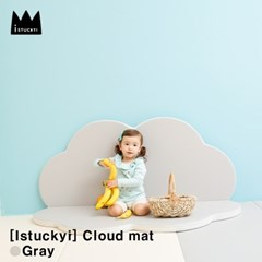 [istuckyi] 구름매트 (컬러선택)