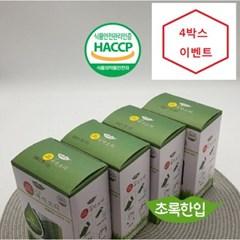 [초록한입] 새싹보리스틱 4박스(12mlx30포)
