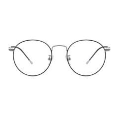 RECLOW 베타티타늄 B04 BLACK SILVER 안경