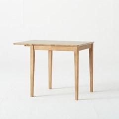 한샘 로하 원목 접이식식탁 (의자 미포함)_DIY