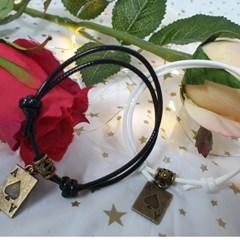 커플포커팔찌(Simple Pocket Bracelet)