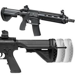 아카데미 M416D 카빈 에어건 17117 서바이벌 비비탄총