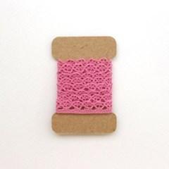 핑크 플라워 race ribbon 90cm_(1313789)