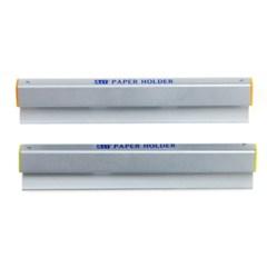 [알파] 페이퍼홀더 특대(150mm)(낱개)(색상랜덤발송)_(12648198)