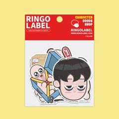 [링고라벨] 디데이&아뵤 PVC 스티커팩 5pcs