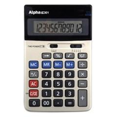 [알파] 계산기 IC-301 12단_(12648380)