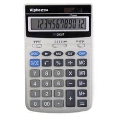 [알파] 계산기 IC-304 12단_(12648370)