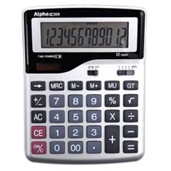 [알파] 계산기 IC-309 12단_(12648368)