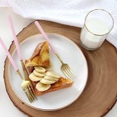 몽블랑 피노 골드 커트러리 - 샐러드포크 (5컬러 택1)