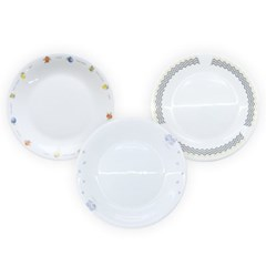 [보르미올리] 토레도 원형 접시소 3종 택1