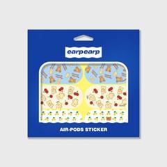 Earpearp air pods sticker pack-lemon_(1619539)