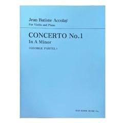CONCERTO No.1 In A Major (GEORGE PARTEL)