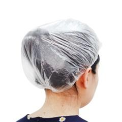 헤어캡 이어캡 염색 새치 미용 머리 다용도 모자