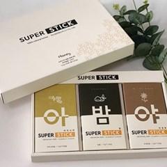 [농사랑]슈퍼스틱 천연벌꿀 선물세트(12gx15포x3box)_(1382649)