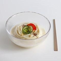 국내산 유리 그릇 면기 냉면그릇 샐러드볼