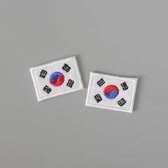 [펠트친구] 태극기 미니와펜[1833]