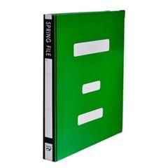 [알파] 청스프링화일 AF130 녹색 A4(1팩=25입)_(12654409)