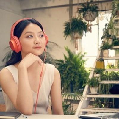 소니 MDR-H600A 스테레오 헤드폰/헤드셋