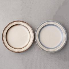 REINE 포트맘 9인치 접시- 2color
