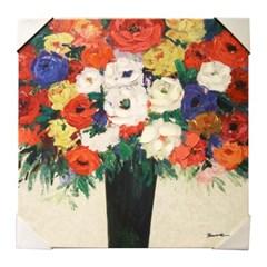 앳하스홈 아트 캔버스 픽처 50*50cm_ 스프링 베이스 [Spring Vase]