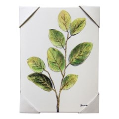 앳하스홈 아트 캔버스 픽처 30*40cm_ 유카리 가지 [eucaly branch]