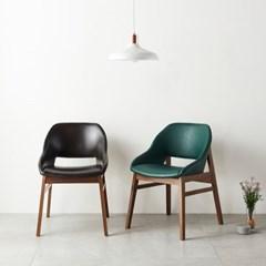 가구데코 모니카 디자인 가죽체어 식탁의자 NE0177
