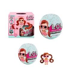 L.O.L 서프라이즈! 헤어바이브 / LOL피규어 LOL장난감