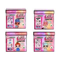 L.O.L 서프라이즈! 퍼니쳐 2 (랜덤배송) / LOL장난감
