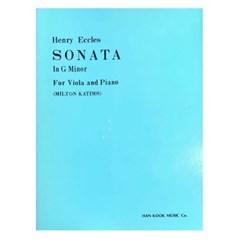 (전시상품)Henry Eccles SONATA In G
