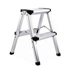 OMT 작업용/가정용 접이식 A형 사다리 2단 30cm 스텝스툴