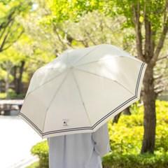 클래식 디자인의 위니더푸 3단 우산/양산 겸용, 하루 특가!
