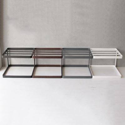 DIMONDE 철제 접시 정리대 주방선반 (사각2단) - 4color