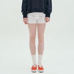 BASIC SHORT PANTS_WHITE