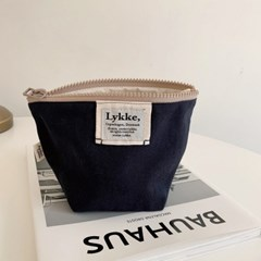 Lykke Classic Pouch_Classic Vintage Navy