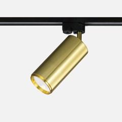 LED 스포트라이트 렌시 원통 25W 레일조명 골드_(1896987)