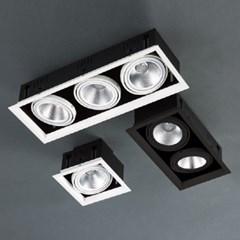 LED 매입등 노멀 멀티 1등 2등 3등 COB 20W 40W 60W 다_(1896985)
