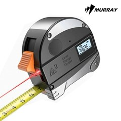 레이저줄자 NS-100 줄자맨 전자줄자 디지털 거리측정기