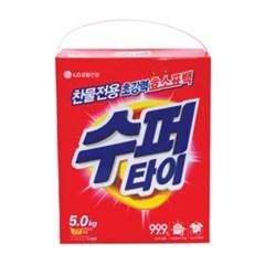 [엘지생활건강] 합성세제 수퍼타이 5kg_(12657460)