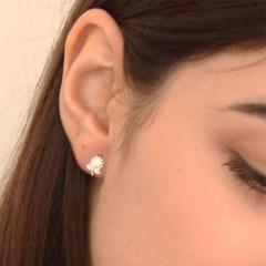 LU11 Sun flower earring
