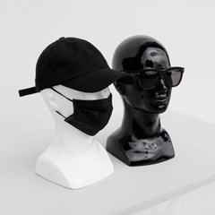 마스크 모자 안경 고급 머리 두상마네킹 남자 여자 부분 얼굴모형