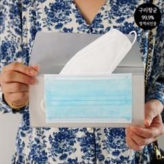 알럽하우스 구리 항균 마스크 케이스 1팩 (항균성적서有)