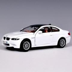 [모터맥스]1:24 BMW M3 쿠페 (화이트) (537M73347W)
