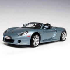 [모터맥스]1:24 포르쉐 카레라 GT(메탈릭실버) (537M73305SL)