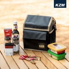 카즈미 다이너 쿠킹 박스 K20T3K009 / 캠핑가방 캠핑양념통 피크닉가