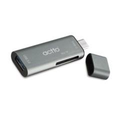 [엑토] 카드리더기 콤보 TC-04 (USB-C/USB3.0/SD/TF)_(12657274)
