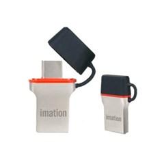 [이메이션] OTG메모리 NANO-DUO_PRO (USB3.1/Type-C/16G_(12657357)