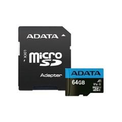 [에이데이타] 메모리카드 Micro-SDXC (Class10/64GB/TLC_(12657590)