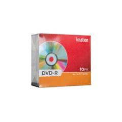 [이메이션] DVD-R 슬림케이스 10P (16X/4.7GB/120min)_(12657634)