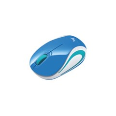 [로지텍] 마우스 무선 M187 (USB/1000dpi/블루)_(12657683)